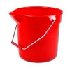 Brute® Red 10 Qt. Bucket