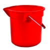 Brute® Red 14 Qt. Bucket