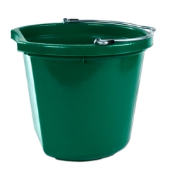 8 Quart Green Bucket