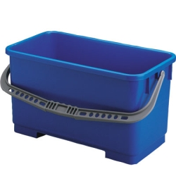 Blue 6 Gallon Utility Bucket