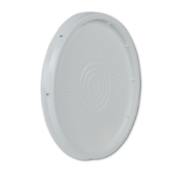 Letica® White Standard Lid