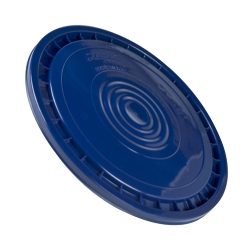 Letica® Blue Peel Off Reusable Lid