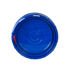 Blue Lid for 0.6 Gallon Containers