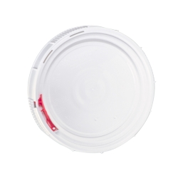 White Lid for 1.25 Gallon Containers