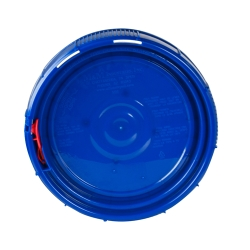 Blue Lid for 1.25 Gallon Containers