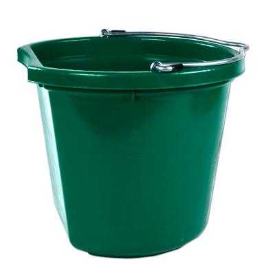 20 Quart Green Bucket