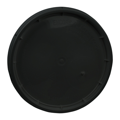 Black Tear Strip Lid w/Gasket