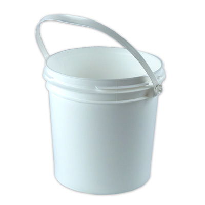Smart Seal™ White 1 Gallon Bucket