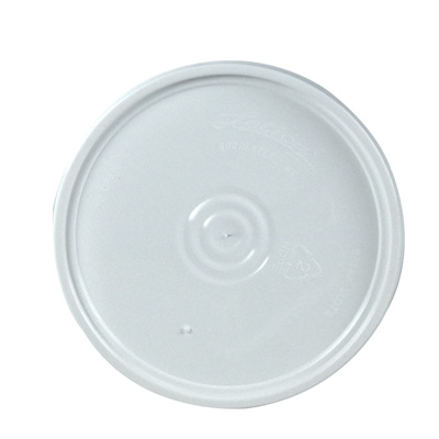 White 2 Gallon Lid