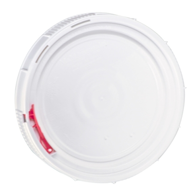 White Lid for 2 & 2.5 Gallon Containers