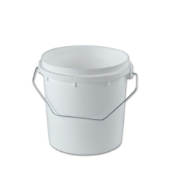 VaporLock White 1 Gallon Bucket (Lid Sold Separately)