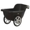 Black 7.5 Cu. Ft. Lil' Lugger Utility/Dock Cart