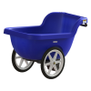 Blue 7.5 Cu. Ft. Lil' Lugger Utility/Dock Cart
