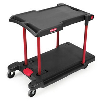 Rubbermaid® Convertible Utility Cart