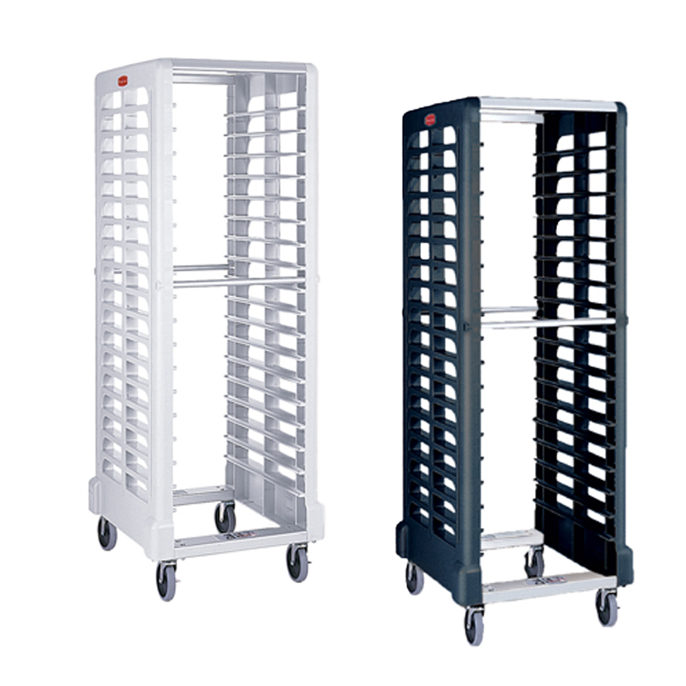 Rubbermaid® Max System™ Racks for Hot/Cold Food Pans