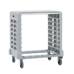 "Off White Prep Cart w/Cutting Board 31 3/4"" x 23 3/4"" x 36"""
