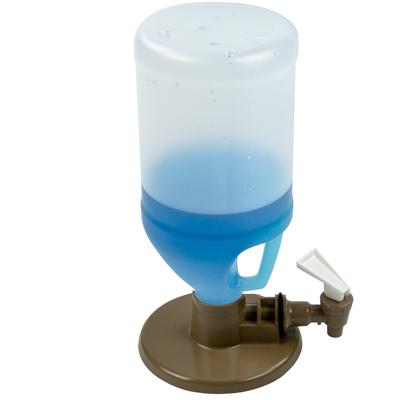 Tip-N-Tap™ ABS Portable Dispenser