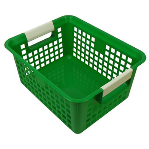 Green Book Basket