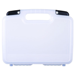 "12"" Clear Merchant™ Case - 11"" L x 7-1/4"" W x 3-1/4"" Hgt."
