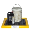 "Poly-Spillpad™ Small with 2 Gallon Capacity - 23.5""L x 23.5""W x 2.25""H"