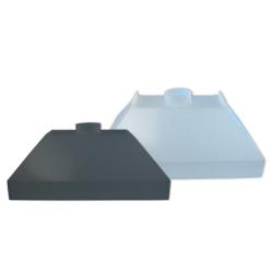 PVC & Polypropylene Canopy Fume Exhaust Hoods
