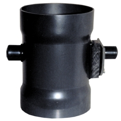 CPVC Duct Butterfly Dampers