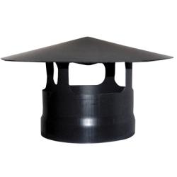 PVC Duct Rain Cap A