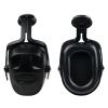 Thunder® Noise-Blocking Earmuffs with Black Cap-Mount