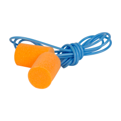 FirmFit™ Corded Disposable Earplugs