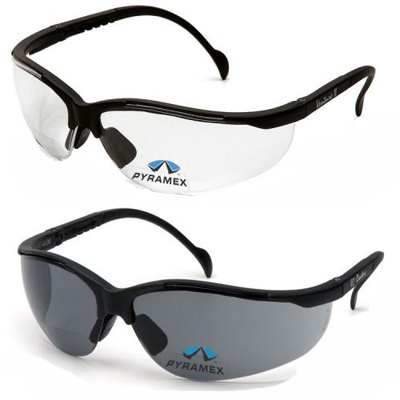 Venture II Readers Safety Glasses