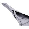 """BriskHeat® Straight Pipe Insulator for OD Size 1"""" to 1-1/2"""""""