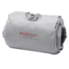 "BriskHeat® Insulator for 3-Way Ball Valve OD Size 1"" to 1-1/2"""