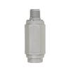 "1/4"" FNPT x 1/4"" MNPT Series 426 PVC Check Valves with Buna-N Seals"