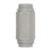 "1/4"" FNPT x 1/4"" FNPT Series 426 PVC Check Valves with FKM Seals"