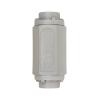 "1/8"" FNPT x 1/8"" FNPT Series 426 PVC Check Valves with Buna-N Seals"