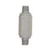"1/4"" MNPT x 1/4"" MNPT Series 426 PVC Check Valve with FKM Seals"