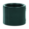 """3"""" Schedule 80 Gray PVC Threaded Coupling"""
