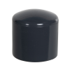 "3/4"" Schedule 40 Gray PVC Socket Cap"