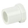 "1/2"" Schedule 40 White PVC Spigot Plug"