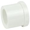 "1"" Schedule 40 White PVC Spigot Plug"
