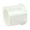 "1-1/4"" Schedule 40 White PVC Spigot Plug"