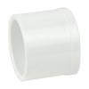 "1-1/2"" Schedule 40 White PVC Spigot Plug"