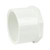 "2"" Schedule 40 White PVC Spigot Plug"