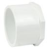 "3"" Schedule 40 White PVC Spigot Plug"