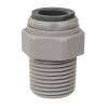 "1/4"" Tube OD x 1/8"" MNPTF Super Speedfit® Male Pipe Connector"
