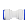 "5/16"" Tube OD Polypropylene Union Tube Fitting"