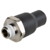 "1/4"" Tube x 1/8"" MNPT In-Line Check Valve"