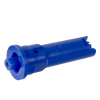 ISO Size 03 Blue 110° Air Induction Flat Spray Nozzle