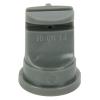 ISO Size 3.0 Gray 140° Flood Nozzle