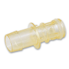 "3/8"" In-Line Hose Barb MPC Series Polysulfone Coupling Insert (Sold Individually)"
